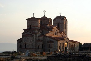 Monastyr św.Pantalejmona, Ochryd