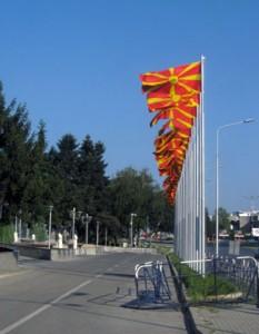 flagi wSkopje