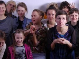 Uczestniczki ARAA 2013, fot. Anna Czyżewska