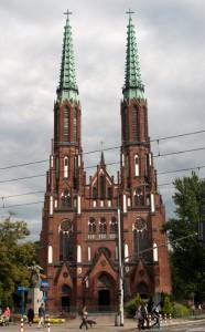 bazylika katedralna św.Floriana iśw. Michała Archanioła