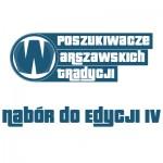 Kolejna edycja Poszukiwaczy warszawskich tradycji
