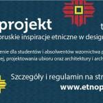 Rekrutacja uczestników III edycji etnoprojektu