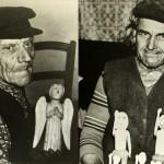 Portrety twórców nieprofesjonalnych zarchiwum fotograficznego Bolesława iLiny Nawrockich