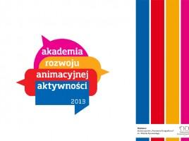 Publikacja ARAA 2013