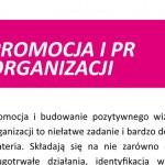 Promocja iPR organizacji