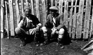 Józef Obrębski wterenie, macedońskie Porecze 1932