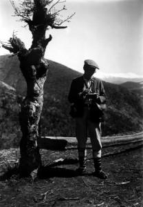 Józef Obrębski wterenie, macedońskie Porecze 1932-1933