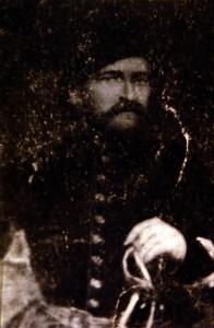 Konstanty Borzęcki Mustafa Dżelaledin