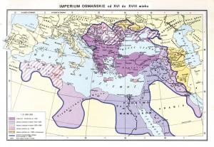 Imperium Osmańskie odXVI doXVIII wieku