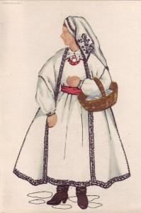 strój lasowiacki, Grębów