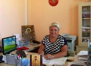 Justyna, dyrektorka ośrodka dla niepełnosprawnych wBansko