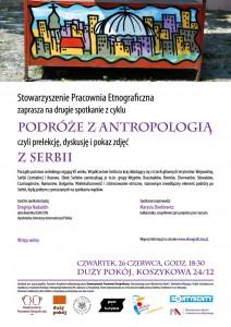 Podróże zantropologią. Serbia