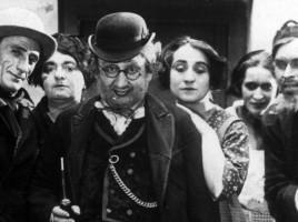 """""""Miasto bez Żydów"""", reż. H. K. Breslauer"""