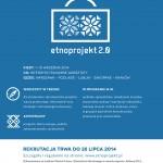 Etno-projekt 2.0. Inspiracje etniczne inowe technologie – rekrutacja do28 lipca