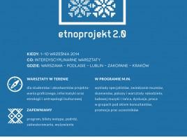 Etno-projekt 2.0. Inspiracje etniczne i nowe technologie
