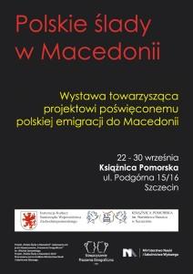 Polskie ślady wMacedonii wSzczecinie