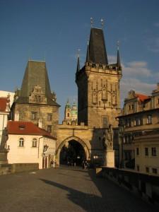 Most Karola, Praga, fot.A. Czyżewska