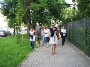 Przywracanie wielokulturowej historii - spacery poWarszawie