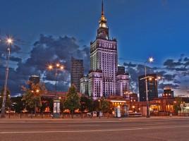 Pałac Kultury i Nauki w Warszawie; fot. Lukas Varhol/wikipedia.pl (licencja CC BY-SA 3.0)