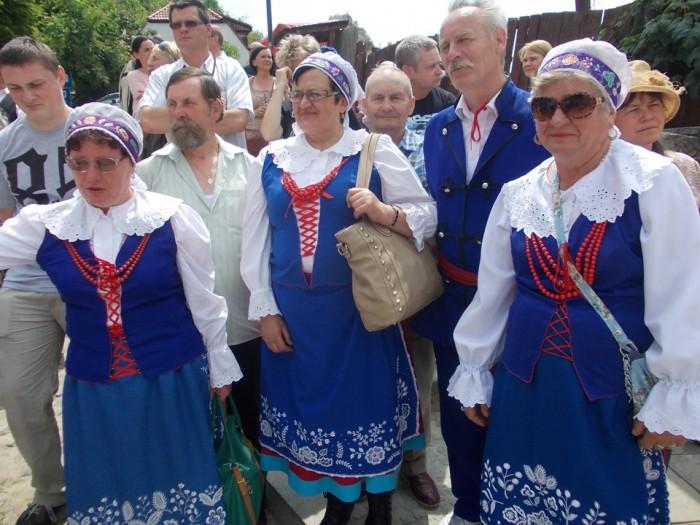 Kapela spod Kowala, Ogólnopolski Festiwal Kapel i Śpiewaków Ludowych w Kazimierzu Dolnym, czerwiec 2014 r., fot. D. Kunecki