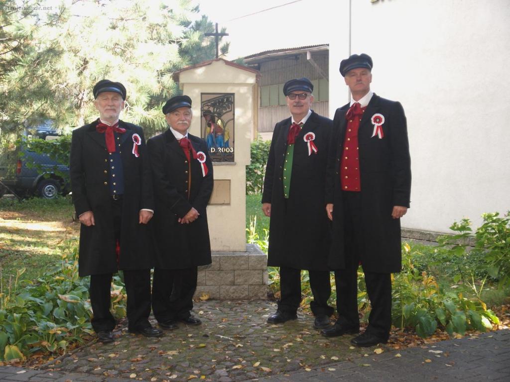 Bamberski strój męski