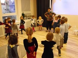Taniec i muzyka, fot. SPE