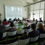 """Konferencja """"Praga współdzielona czy rozdzielona. Wielokulturowa pamięć wprzestrzeni publicznej"""""""