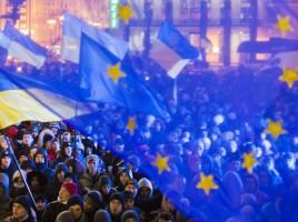 Fotografia z Euromajdanu