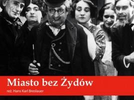 Miasto bez Żydów