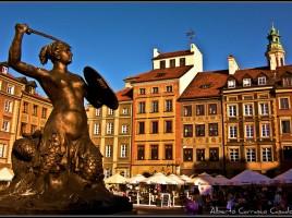 Warsaw_Rynek Starego Miasta fot. Alberto Carrasco Casado