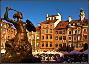 Warsaw_Rynek Starego Miasta fot.Alberto Carrasco Casado