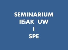 SEMINARIUM