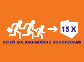 Logo Dnia Solidarności z Uchodźcami