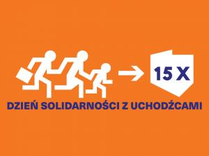 Logo Dnia Solidarności zUchodźcami