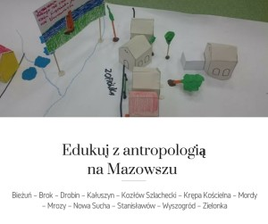 Edukuj zantropologią naMazowszu