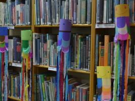 Przygoda w bibliotece