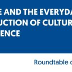 Police and the everyday production of cultural difference – debata