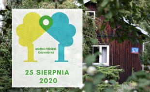 Domki fińskie Gra miejska 25 sierpnia 2020
