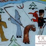 Ikona, kutia ikolędnicy – oróżnych zwyczajach bożonarodzeniowych