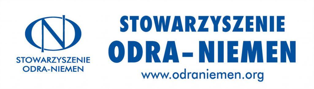 logotyp-napis: Stowarzyszenie Odra-Niemen www.odraniemen.org